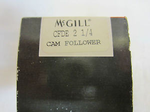 MCGILL CAM FOLLOWER CFDE 2-1/4""