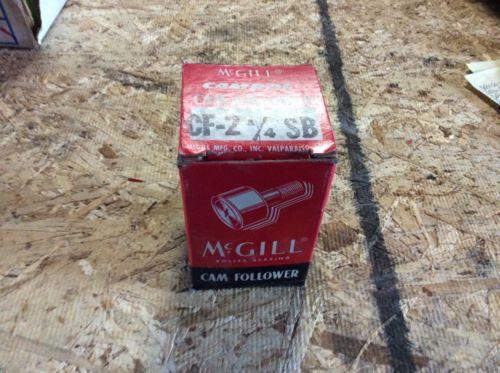McGill Camrol, cam follower, #CF 2-1/4 SB, NOS, 30 day warranty