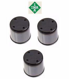 INA Set of 3 Audi Volkswagen Fuel Pump Cam Followers 06D109309C NEW