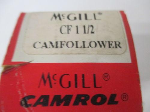 MCGILL CF-1-1/2 CAM FOLLOWER *NEW IN BOX*