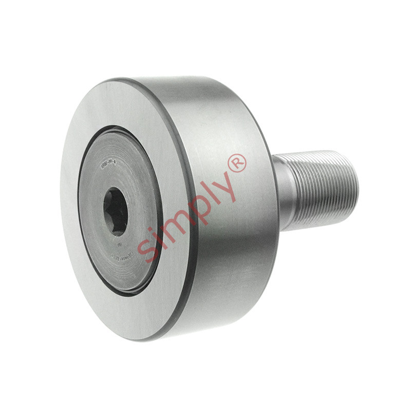 KR90PPA Cam Follower 30x90x35 M30x1.5 Thread