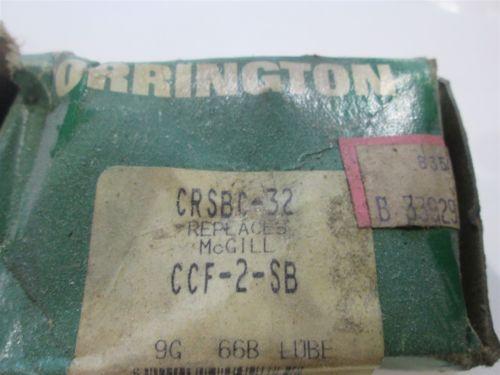 New Torrington Fafnir CRSBC-32 Replaces Mcgill CCF-2-SB Cam Follower