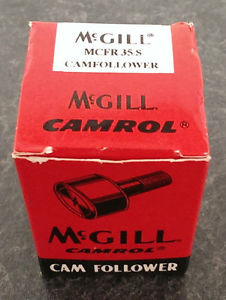 • McGILL CAMROL MCFR35S CAM FOLLOWER -NEU- #GO