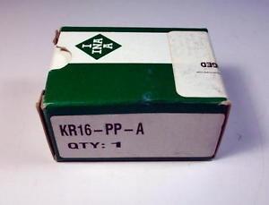 INA BEARING KR16-PP-A FOLLOWER CAM 16mm, *NEW*