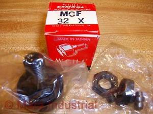 McGill MCF32X Cam Follower MCF 32 X MCF-32X (Pack of 6)