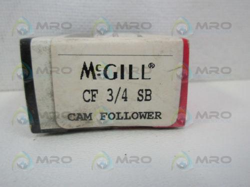MCGILL CF-3/4-SB CAM FOLLOWER *NEW IN BOX*