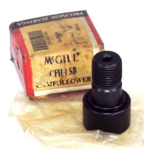 "NIB MCGILL CFH1SB CAM FOLLOWER 5/8-18UNF 1"" OD HEX HEAD"