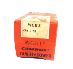 NEW MCGILL CFH-2-SB CAM FOLLOWER CFH2SB