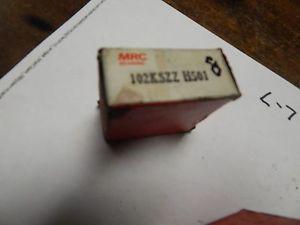 MRC 102KSZZ H501 Bearing Unit #8