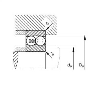 Self-aligning ball bearings - 1305-TVH
