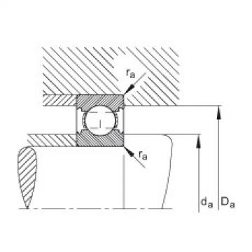 Deep groove ball bearings - 629-C