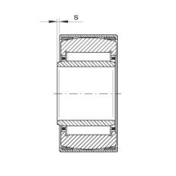 Aligning needle roller bearings - PNA22/44-XL
