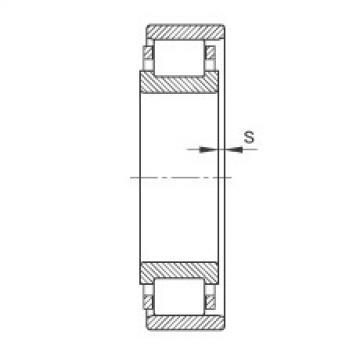 Cylindrical roller bearings - N219-E-XL-TVP2