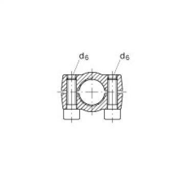 Hydraulic rod ends - GIHRK20-DO