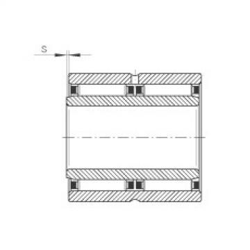 Needle roller bearings - NAO25X42X32-ZW-ASR1-XL