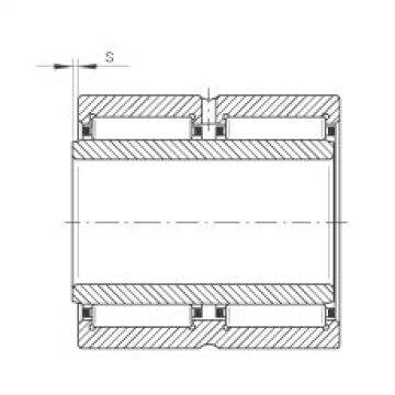 Needle roller bearings - NA6918-ZW-XL