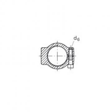 Hydraulic rod ends - GIHRK60-DO