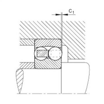 Self-aligning ball bearings - 1320-M