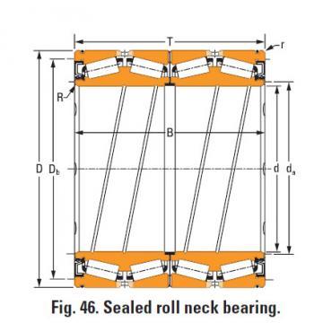 Bearing Bore seal 752 O-ring
