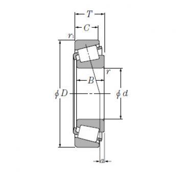 Bearing T-HH231637/HH231615