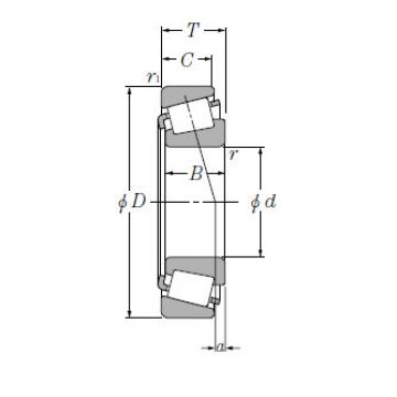 Bearing T-HH231649/HH231610
