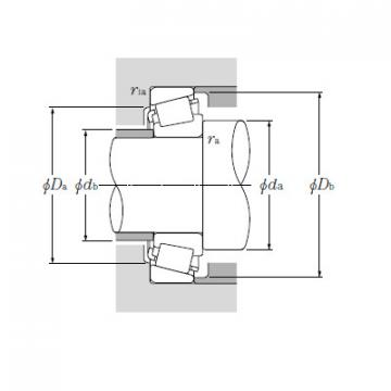 Bearing T-M249736/M249710