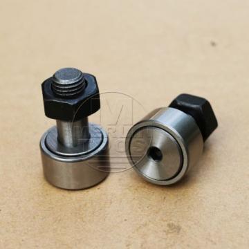 2Pcs KR12 KRV 12 CF 4 Cam Follower Needle Roller Bearing