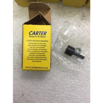 """Carter Cam Followers SFH-16-A 1/2"""" Neverlube Cam Follwer (Lot of 5)"""