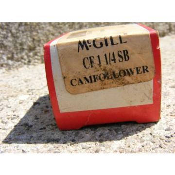 McGill CF 1 1/4 SB Cam Follower New in Box