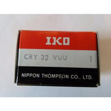 CRY32VUU IKO CAM FOLLOWER YOKE TYPE