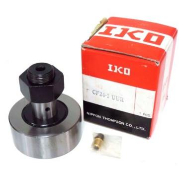 NIB IKO CF24-1 UUR CAM FOLLOWER TYPE CF, CF241, CF241UUR