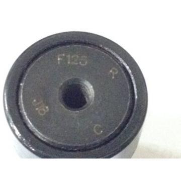 "1 new RBC bearing F125-R Cam Follower  NEW 1 1/4""   3/4 dia shaft 1 1/8"" in box"