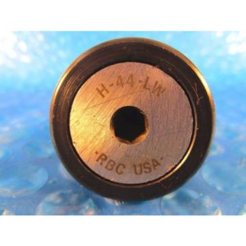 RBC  H44LW, H-44-LW, Cam Follower; Heavy Stud; Straight (Sealed)