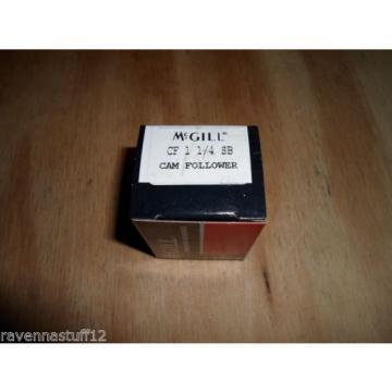 McGILL CF 1 1/4 SB CAM FOLLOWERS (NEW)