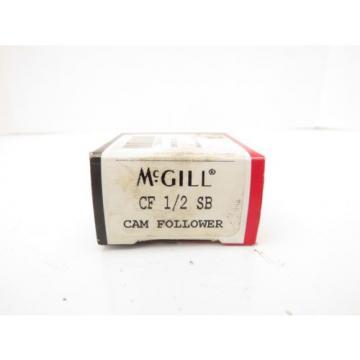 New McGill CF 1/2 SB Cam Follower Bearing