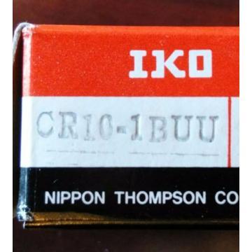 CR10-1BUU IKO CAM FOLLOWER