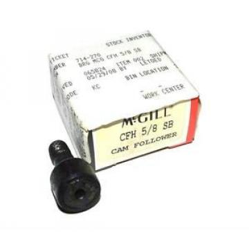 NEW MCGILL CFH CAM FOLLOWER 5/8""
