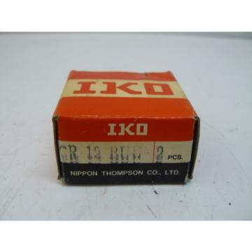 NEW IKO NIPPON THOMPSON CR 12 BUU CAM FOLLOWER 3/4IN OD