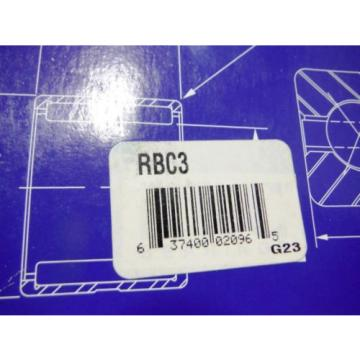 "RBC Cam Follower RBC3 3.000"" Outside Diameter Stud Type RBC Roller Cylindrical"