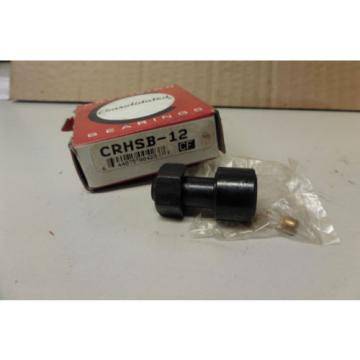 Consolidated Cam Follower Camfollower Bearing CRHSB-12 CRHSB12 New