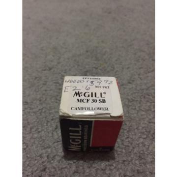 NEW MCGILL MCF 30 SB CAM FOLLOWER
