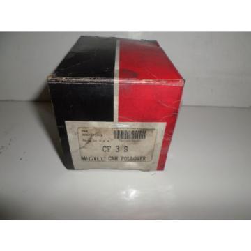 MCGILL CF 3 S  CAM FOLLOWER NEW IN BOX