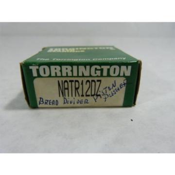Torrington NATR12DZ Cam Follower ! NEW !