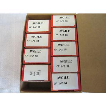 MCGILL CF ½ SB CAM FOLLOWER (9PCS)