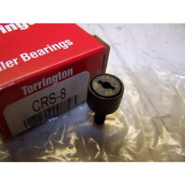 """NEW MCGILL CRS-8 CAM FOLLOWER ROLLER BEARING REPLACES CF-1/2-N-S 1/2"""""""