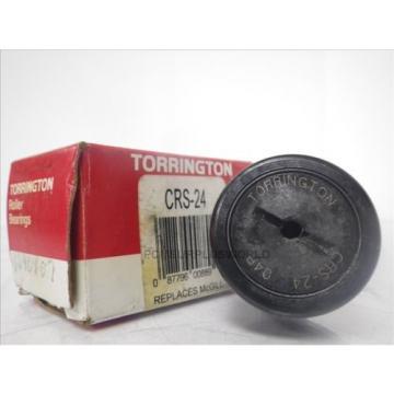 Torrington CRS-24 Cam Follower Bearing CRS-24 *NEW*