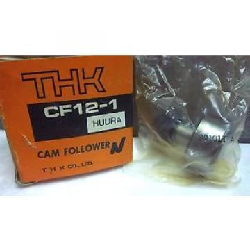 THK CAM FOLLOWER CF12-1 HUURA NEW CF121HUURA
