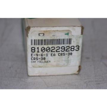 CRS-30 CAM FOLLOWER BEARING TORRINGTON 8100229283 NOS