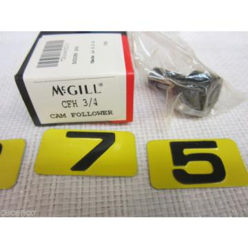 2 – MCGILL CFH ¾ CAM FOLLOWER