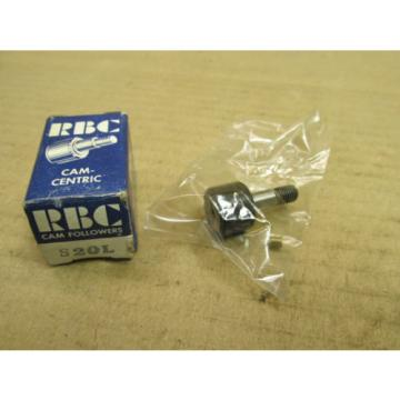 """NIB RBC S20L CAM FOLLOWER BEARING S 20 L S20 L 5/8"""" OD"""